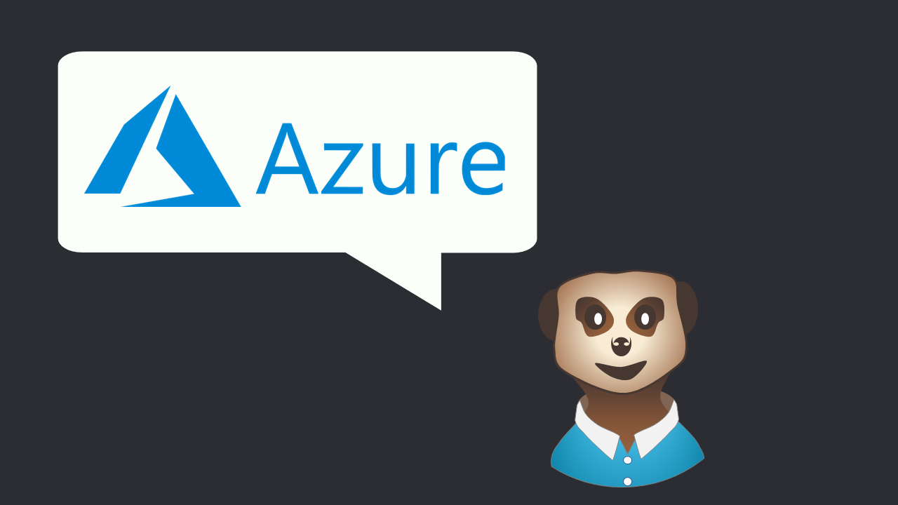 How to pronounce Azure correctly  teams Nordic